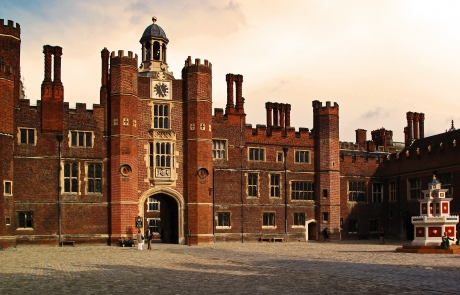Hampton Court Palace - Glorious Revolution