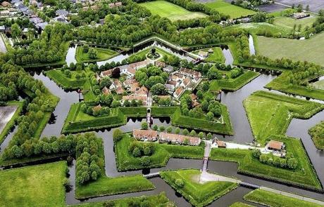 Bourtange, historisch plaatsje
