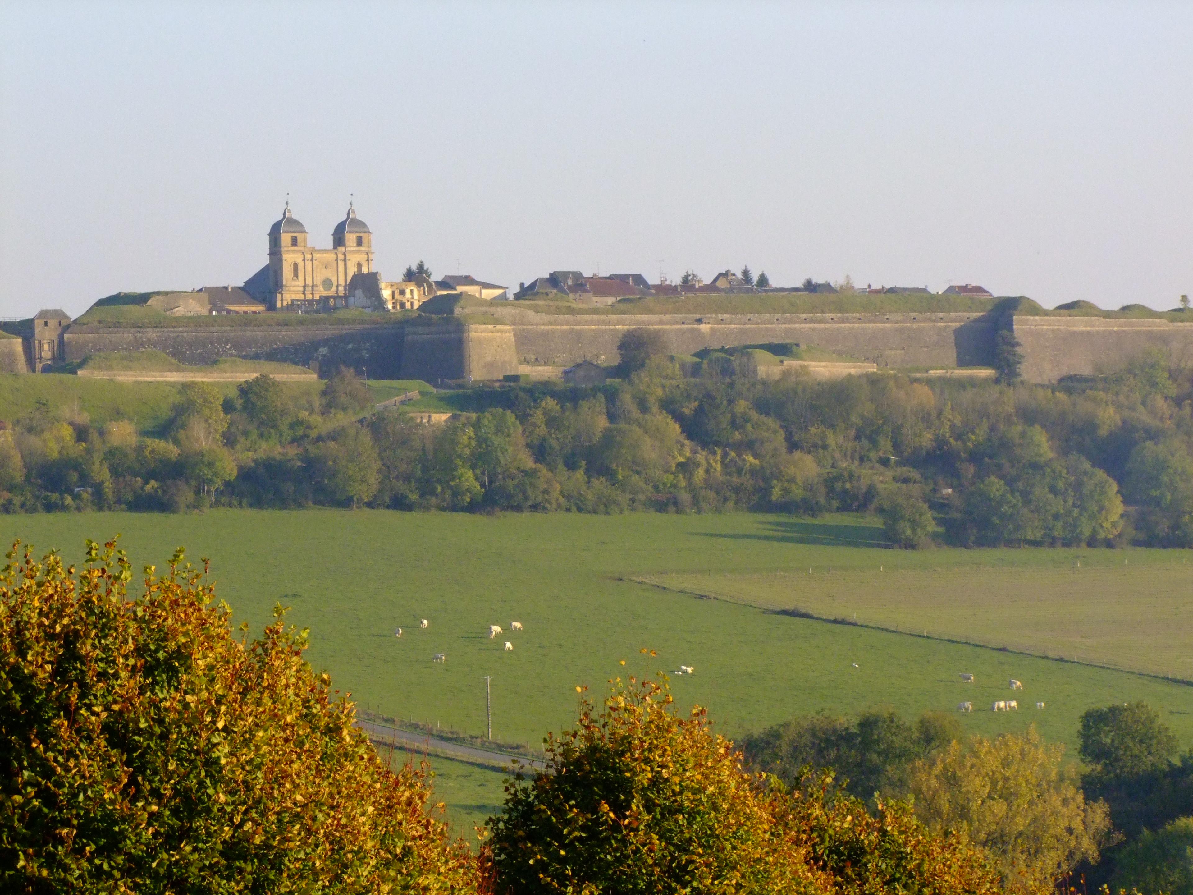 de Citadel van Montmedy