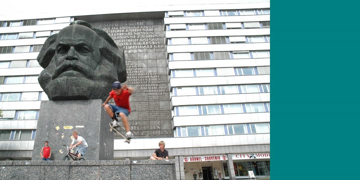 DDR reis Karl Marx