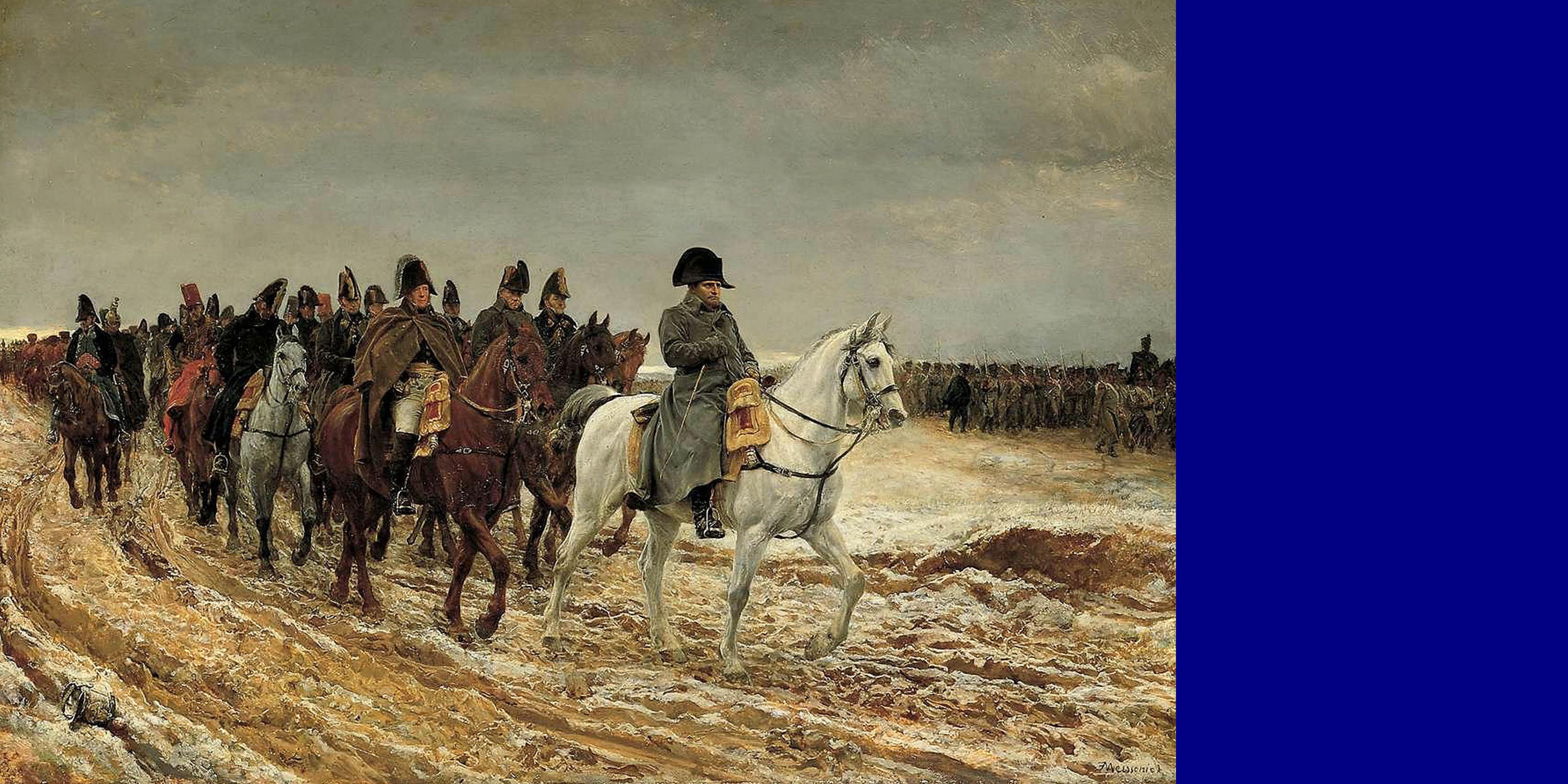 In het spoor van de Grande Armee