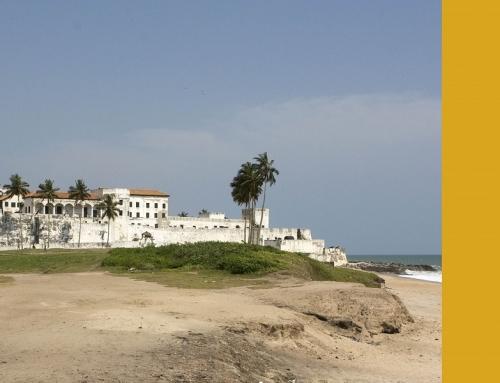 Ghana – bezoek Elmina