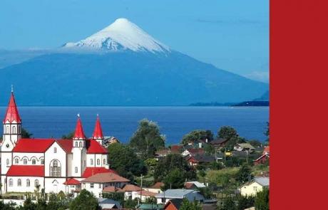 Llanquihue meer Chili