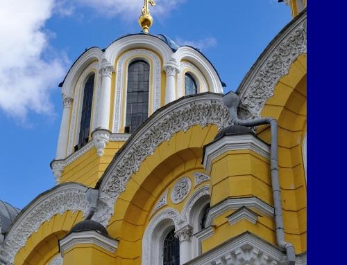 Reis naar Oekraïne – 18 t/m 27 mei 2020