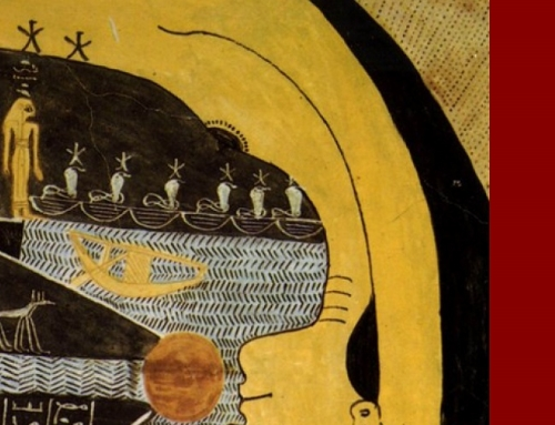 De nachtelijke hemelreis – Huub Pragt