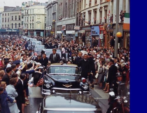 Webinar met Frans Verhagen over de Kennedy's