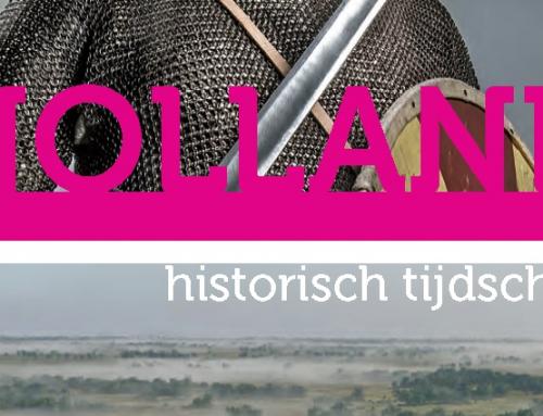 Tijdschrift Holland, het ontstaan van Graafschap Holland